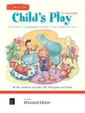 Child's Play - Ein Kinderspiel. Für Altsaxophon und Klavier
