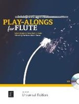 Play-Alongs for Flute | auteur onbekend |