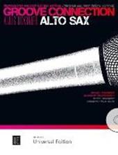 Groove Connection - Alto Saxophone: Dorisch - Mixolydisch - Pentatonik - Bluestonleitern