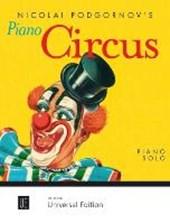 Nicolai Podgornov's Piano Circus