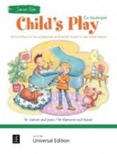 Child's Play - Ein Kinderspiel. Für Klarinette und Klavier