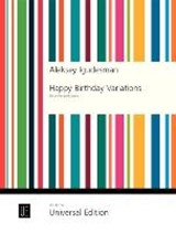 Happy Birthday Variations | auteur onbekend |