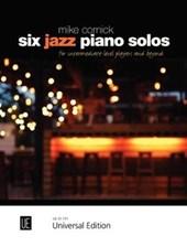 Six Jazz Piano Solos
