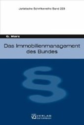 Das Immobilienmanagement des Bundes