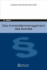 Das Immobilienmanagement des Bundes | Gerda Mark |