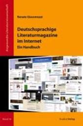 Deutschsprachige Literaturmagazine im Internet