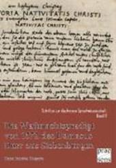 Die Weihnachtspredigt von 1572 des Damasus Dürr aus Siebenbürgen