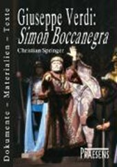 "Giuseppe Verdi: ""Simon Boccanegra"""