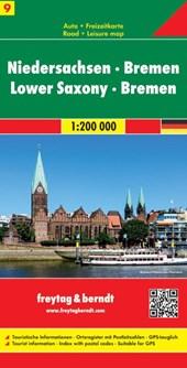 Deutschland 09 Niedersachsen, Bremen 1 :