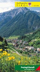 Tirol Ausflugsatlas F&B 1:50 000