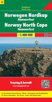 F&B Noorwegen 4, Noordkaap, Hammerfest