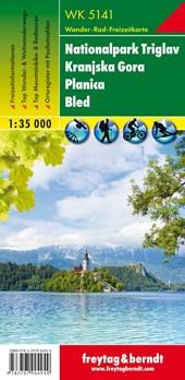 F&B WK5141 Nationalpark Triglav, Kranjska Gora, Planica, Bled