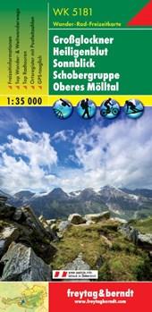 Großglockner, Heiligenblut, Sonnblick, Schobergruppe, Oberes Mölltal. Wandern und Freizeit spezial. WK