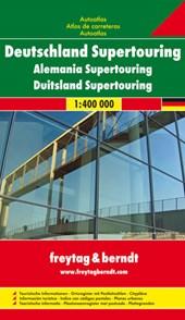 Duitsland Super Touring Wegenatlas F&B