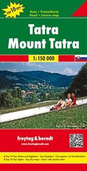 F&B Tatra - Tatragebergte