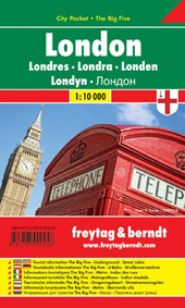 F&B Londen city pocket
