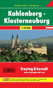 Kahlenberg - Klosterneuburg 1 : 40 000. Outdoor Pocket + The Big Five |  |