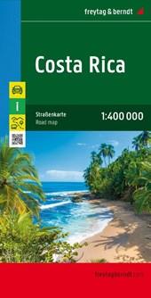 Costa Rica  1 : 400 000. Autokarte