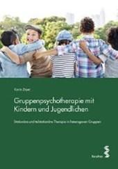 Gruppenpsychotherapie mit Kindern und Jugendlichen