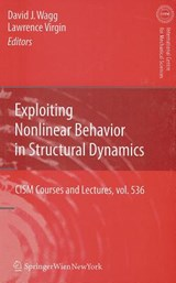 Exploiting Nonlinear Behavior in Structural Dynamics |  |
