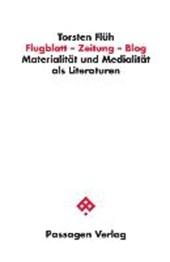 Flugblatt - Zeitung - Blog