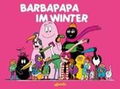 Barbapapa im Winter