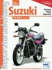 Suzuki GS 500 E, ab Baujahr