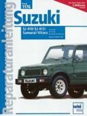 Suzuki SJ 410 bis 1986 (1,0 Ltr.), SJ 413 bis 1984-88 (1,3 Ltr)