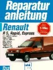 Renault R 5, Rapid, Express ab Baujahr