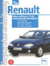 Renault Megane Scenic/Coupe/Cabriolet Baujahre 1995 bis