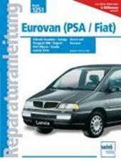 Eurovan (PSA/Fiat) - Peugeot 806 & Expert / Citroën Evasion & Jumpy