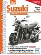 Reparaturanleitung Suzuki GSX
