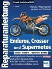 Reparaturanleitung Enduros, Crosser und Supermotos