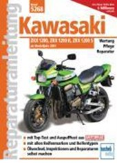 Kawasaki ZRX 1200, ZRX 1200 R und ZRX 1200 S ab Modelljahr