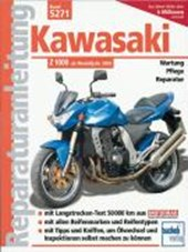 Kawasaki Z 1000 ab Modelljahr