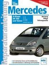 Mercedes A-Klasse (W 168) und Vaneo