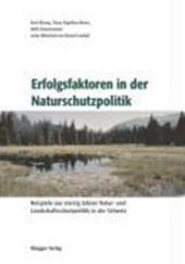 Erfolgsfaktoren in der Naturschutzpolitik