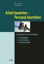Arbeit bewerten - Personal beurteilen