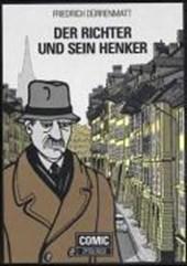 Der Richter und sein Henker. Comic