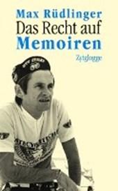Das Recht auf Memoiren