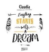 Namenskalender Claudia