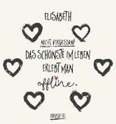 Namenskalender Elisabeth
