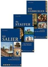Salier / Staufer / Habsburger / 3 Bände