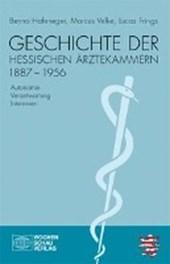 Geschichte der hessischen Ärztekammern 1887-1956