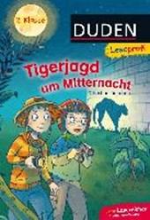 Leseprofi - Tigerjagd um Mitternacht, 2. Klasse