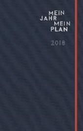 Mein Jahr - mein Plan. Taschenkalender