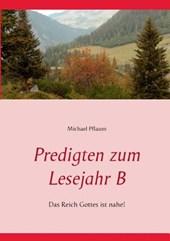 Predigten Zum Lesejahr B