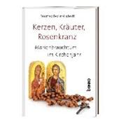Kerzen, Kräuter, Rosenkranz