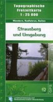 Strausberg und Umgebung 1 :