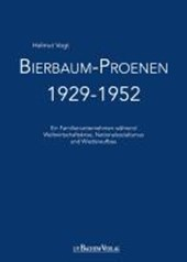 Bierbaum-Proenen 1929-1952